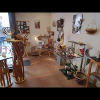La boutique « Art et Matière » à Oingt